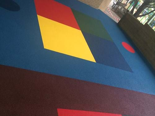 playground surfaces| wet pour| melbourne |safety surfacing