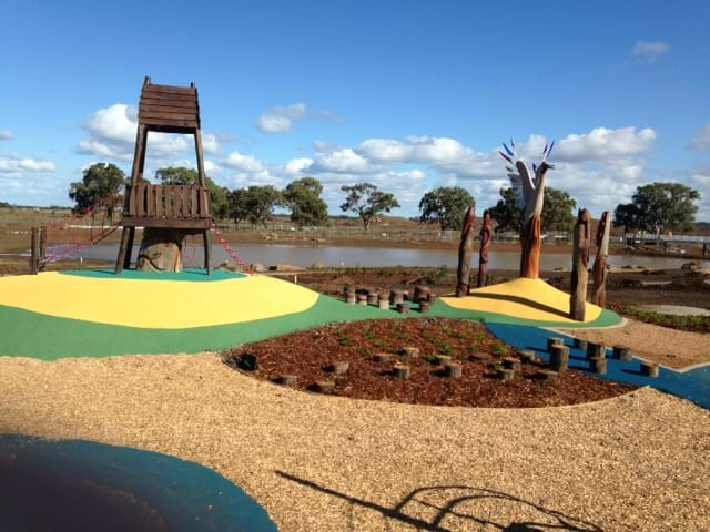 Rubber playground surfacing| safety playground | EPDM| rubber wet pour | rubbertough industries