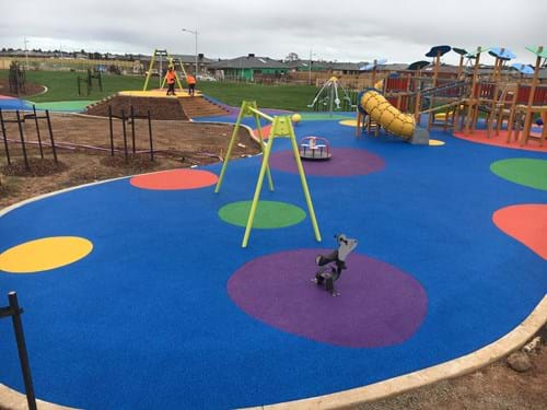 epdm| playground surfacing | rubber wet pour | safety surface