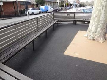 victoria | safe footpath | rubber footpath